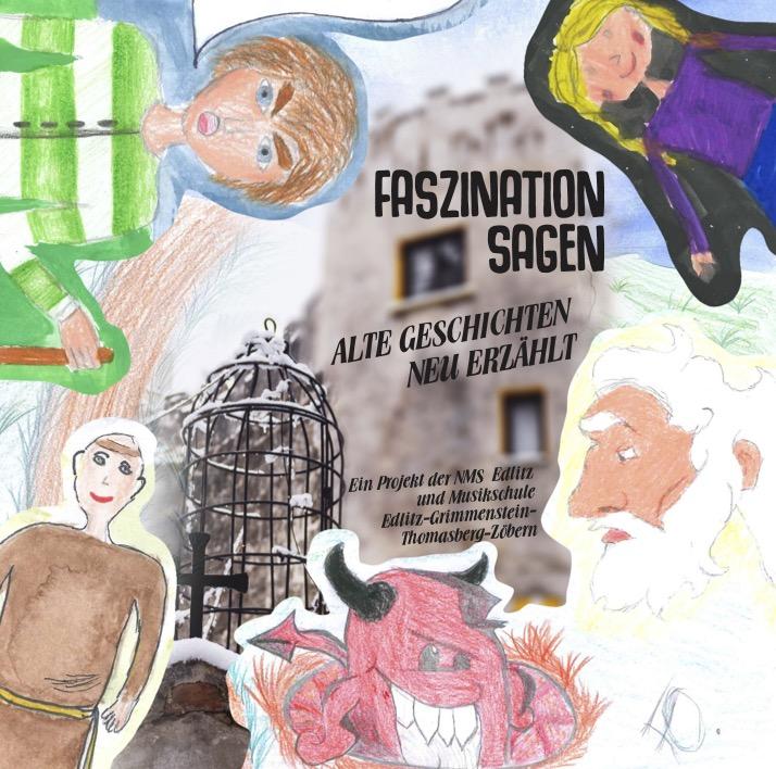 Faszination Sagen CD der MS