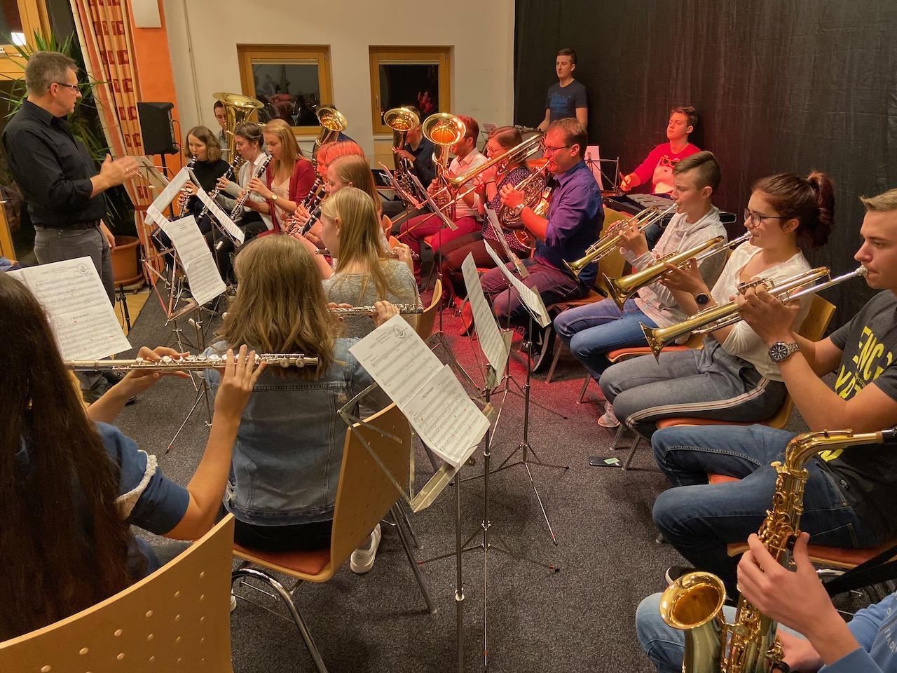 Weihnachtskonzert der Musikschule 8. Dezember 2019