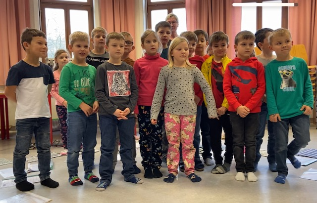 Kooperationsunterricht 1./2. Klasse VS Zöbern 15. Jänner 2020