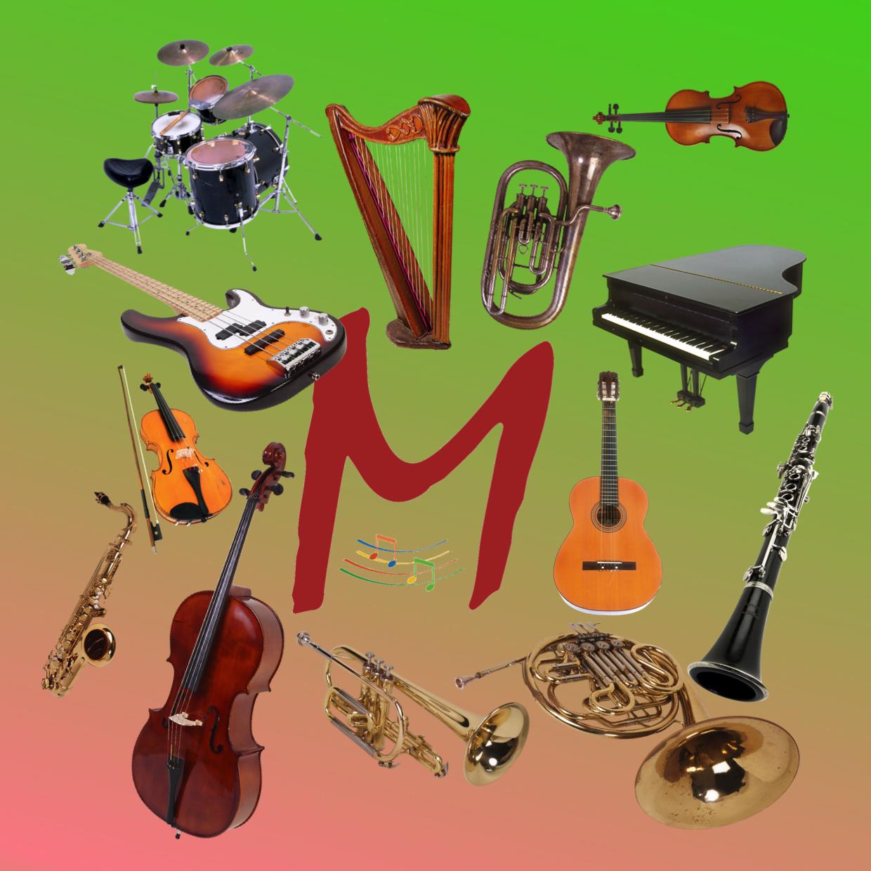 Instrumentenvorstellungen unserer Musiklehrer