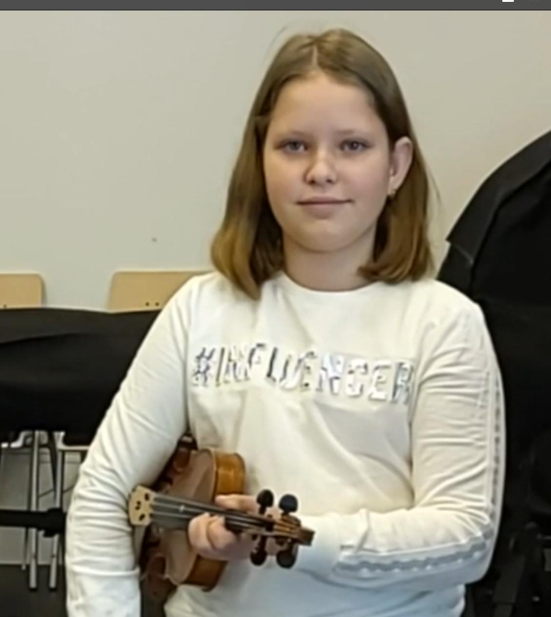 Menuett von Johann Sebastian Bach
